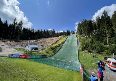 Results Klingenthal 9.8. + 10.8.2021