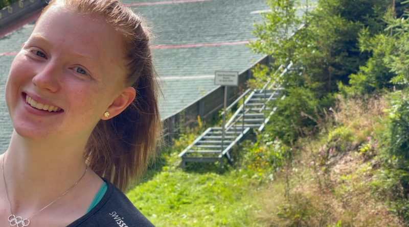 Kandersteg: Nika Prevc wins again – but Emely Torazzo still in the overall lead