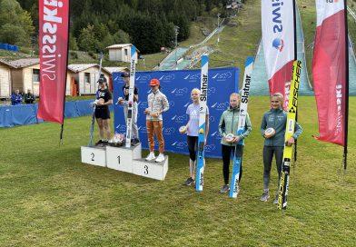 Day 2 – Kandersteg: Jerneja wins, Nika takes the lead!
